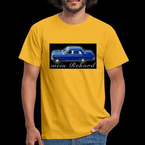 Rekord 1968 - Männer T-Shirt