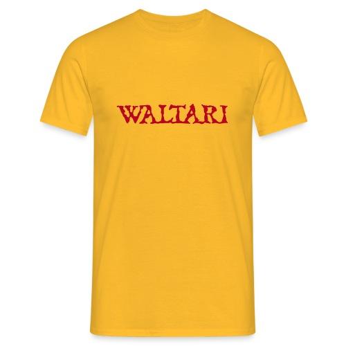 Waltari Classic SlimFit - Men's T-Shirt