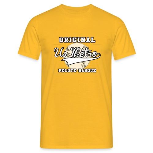 origiinalUSMETRO2 png - T-shirt Homme