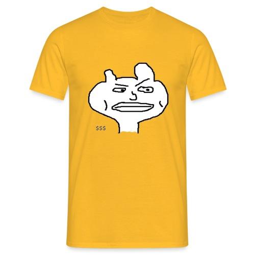 Rich Guy - Männer T-Shirt