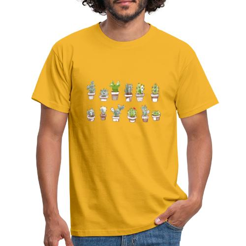 Cactus Family - T-shirt Homme