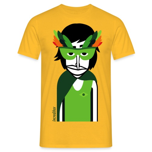 RIO MASKER - T-shirt Homme