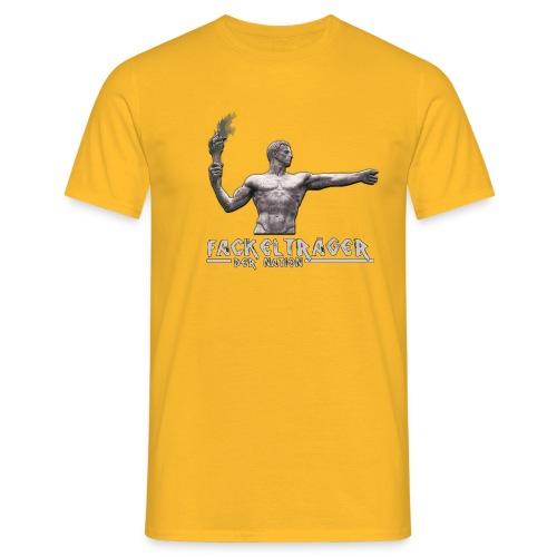 mann kopie kopie - Männer T-Shirt