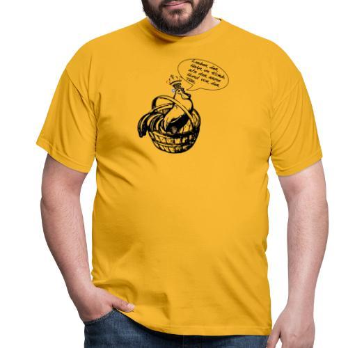 Digga Hahn im Korb, Aller. - Männer T-Shirt