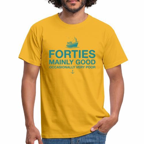 Forties - Men's T-Shirt