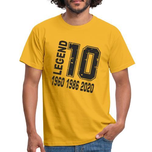 Legend 10 - Camiseta hombre