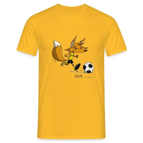 Valmy mascotte - T-shirt Homme