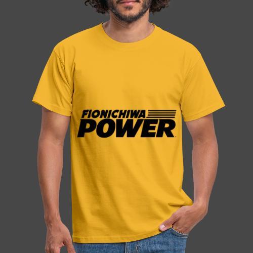 Flonichiwa Power Vers. 2 - Männer T-Shirt