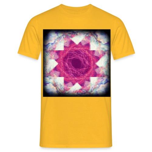 Dreamy Clouds - Men's T-Shirt