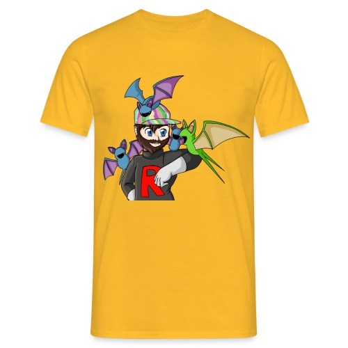 AJ and Zubat - Men's T-Shirt
