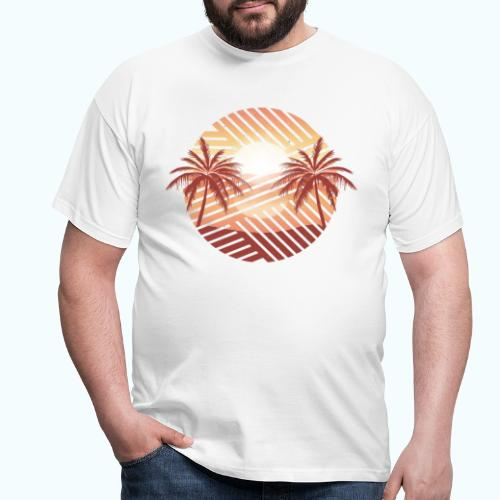 Retro vintage summer - Men's T-Shirt