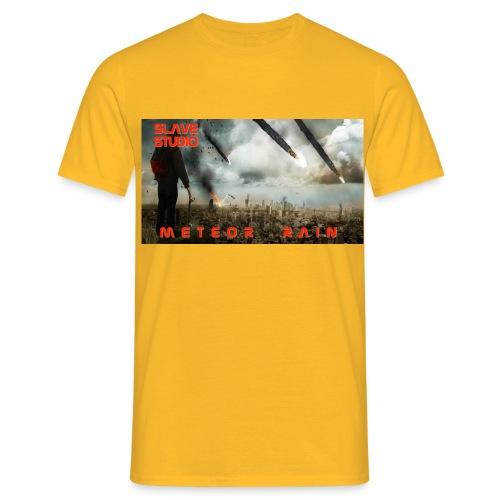 Meteor rain - Maglietta da uomo