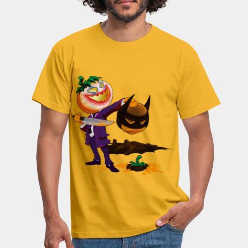 Bat man and Joker - Camiseta hombre