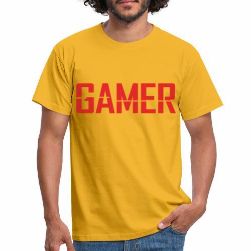 2000px-Gamer - Männer T-Shirt
