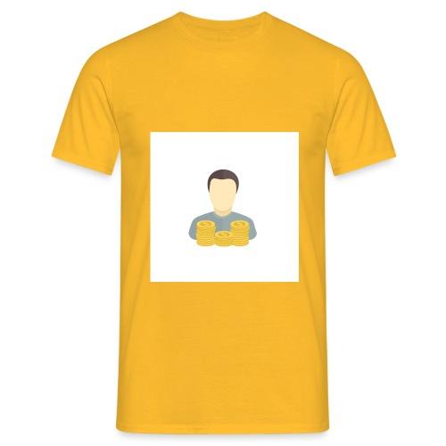 Argent - T-shirt Homme