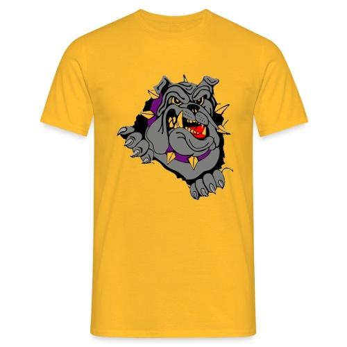 bulldog - Mannen T-shirt