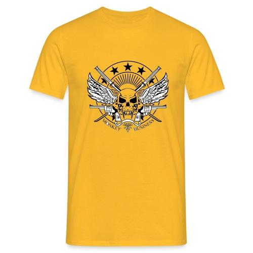 font transparent 2 - T-shirt Homme