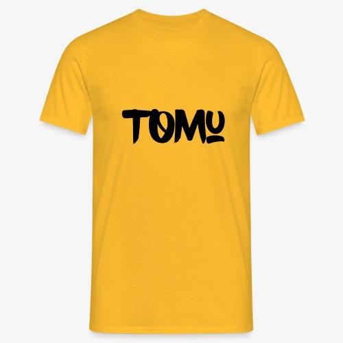 Tomu Logga - T-shirt herr
