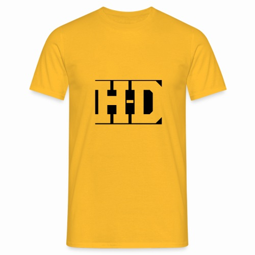 HDD - Men's T-Shirt