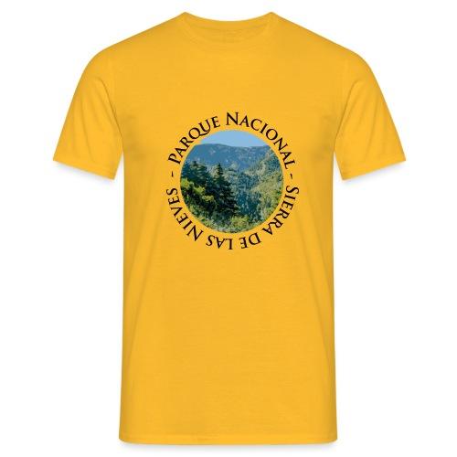 Parque Nacional Sierra de las Nieves - Camiseta hombre