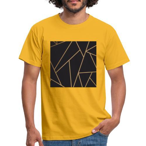 Muster - Männer T-Shirt