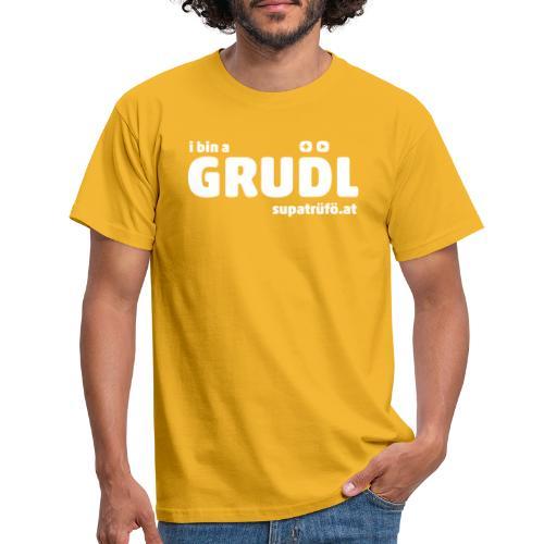 supatrüfö grudl - Männer T-Shirt