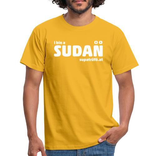 supatrüfö SUDAN - Männer T-Shirt