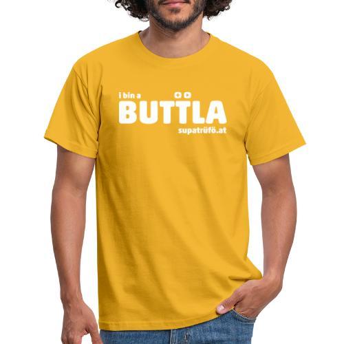 supatrüfö BUTTLER - Männer T-Shirt