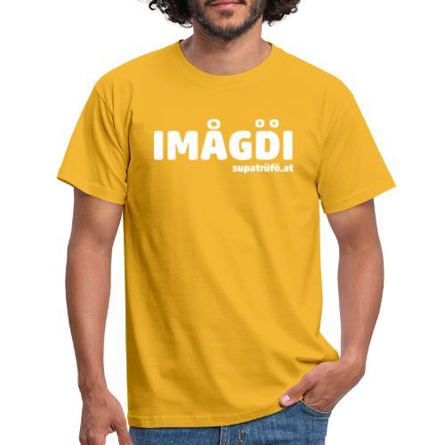 supatrüfö IMOGDI - Männer T-Shirt