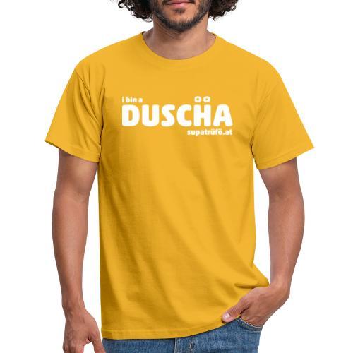 supatrüfö DUSCHA - Männer T-Shirt
