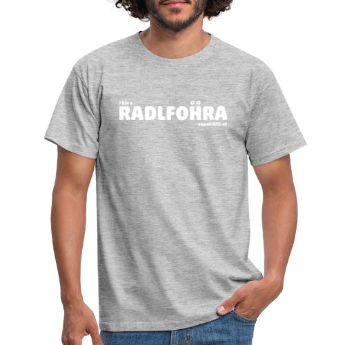 supatrüfö radlfohra - Männer T-Shirt