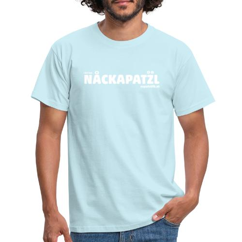 supatrüfö nackapatzl - Männer T-Shirt