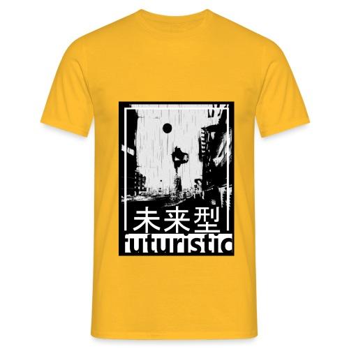 Futuristic - T-shirt Homme