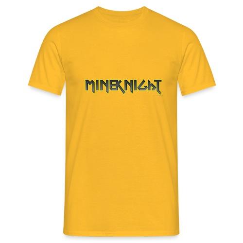 MineKnight mugg - T-shirt herr