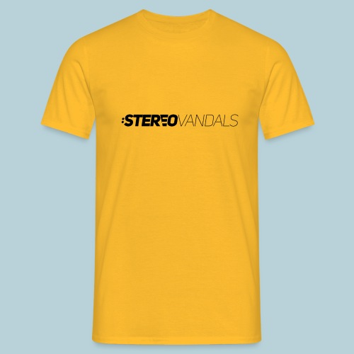 RATWORKS Stereo Vandals - Men's T-Shirt
