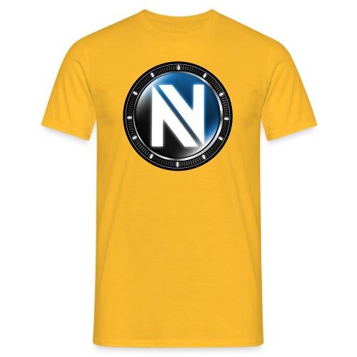 nvlogo - Men's T-Shirt