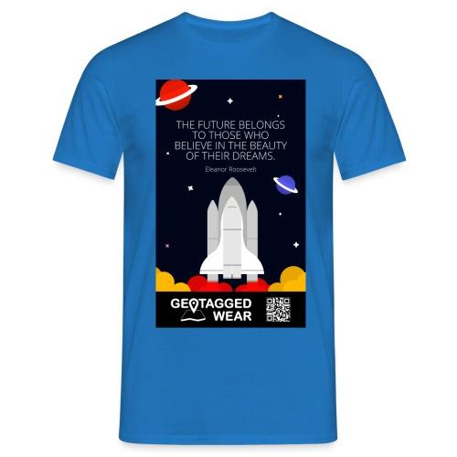 Rocket Science Men - Männer T-Shirt
