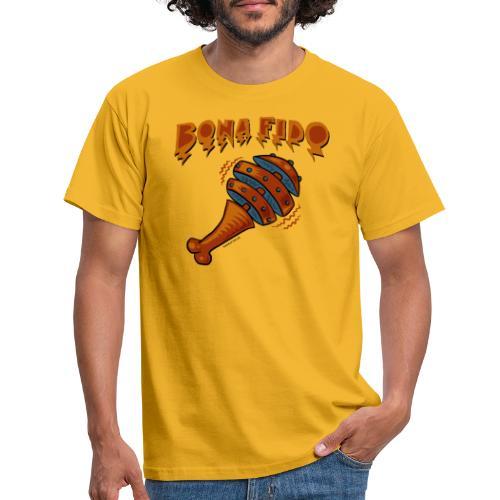 Bona Fido Drummer - Men's T-Shirt