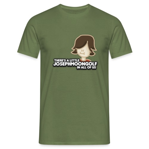 JosephMoonGolf - Men's T-Shirt