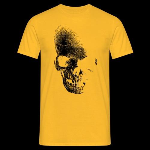 HRR SKULL FRONT & BACK - Men's T-Shirt