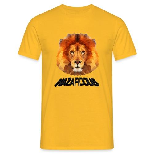 hazarous png - Männer T-Shirt