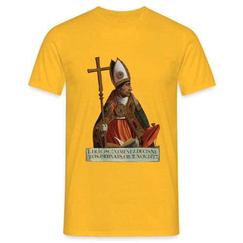 Cardenal Cisneros - Camiseta hombre