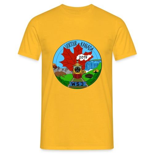Vortour Kanada - Männer T-Shirt