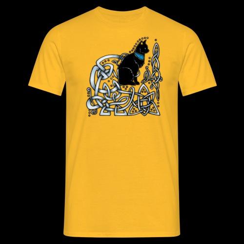 Celtic Cat - Men's T-Shirt