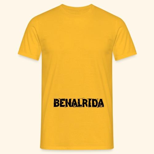 BenalRida HD black png - Camiseta hombre