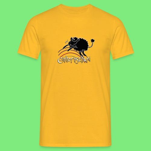 Einhornschafi - Männer T-Shirt