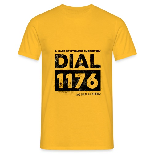 DIAL 1176 - T-shirt Homme