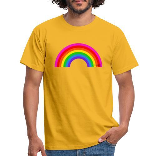 Rainbow - Miesten t-paita