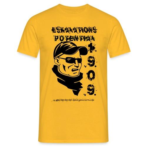 berlin2 png - Männer T-Shirt