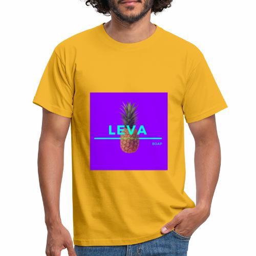 Leva omslag - T-shirt herr